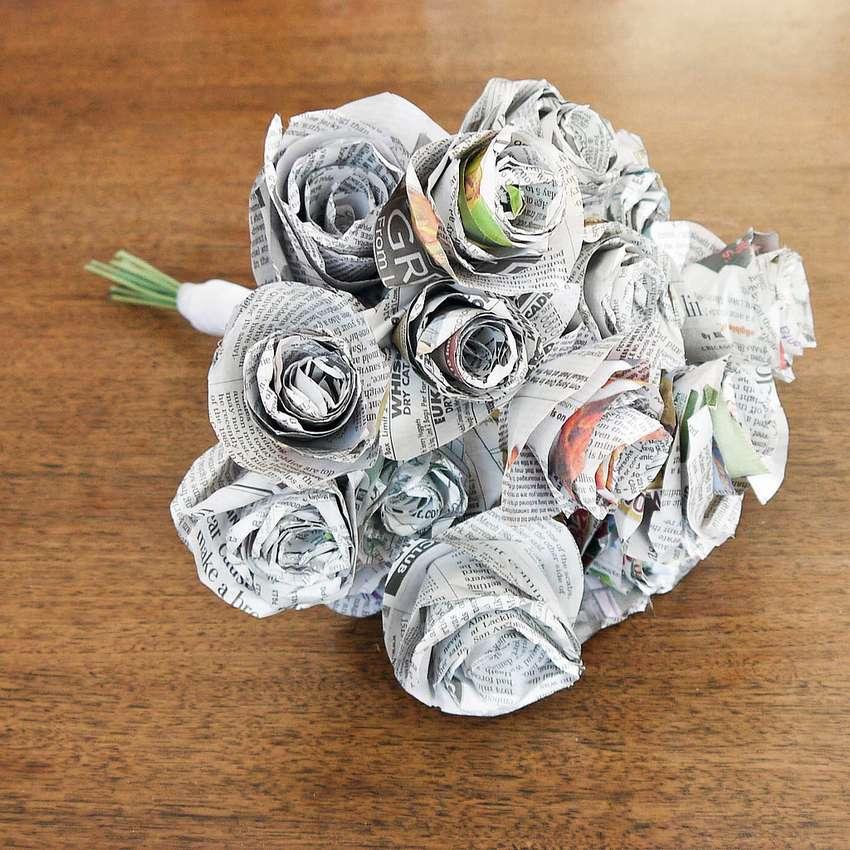 цветы из глянцевых журналов фото серия фотографий