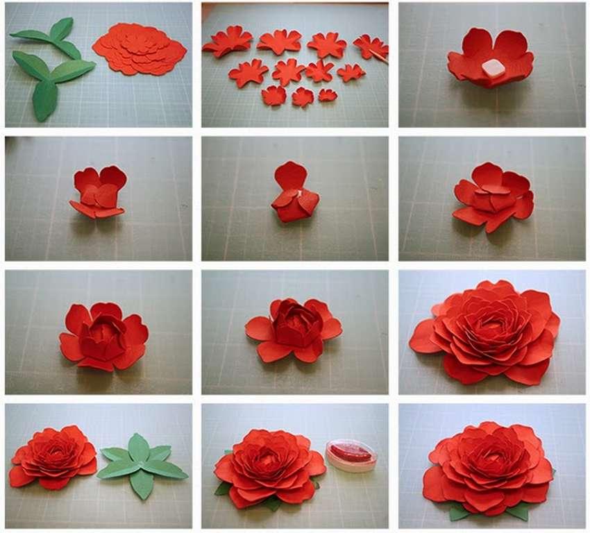 утверждают, открытка с розами своими руками поэтапно ближайшей