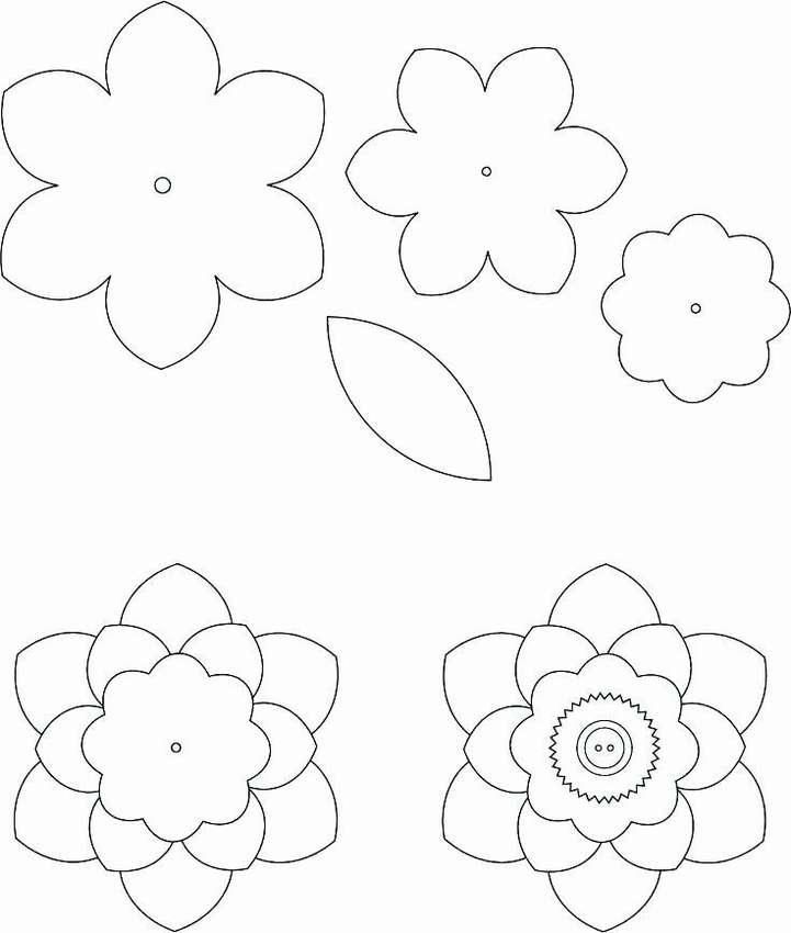 делается открытка цветы шаблоны советует