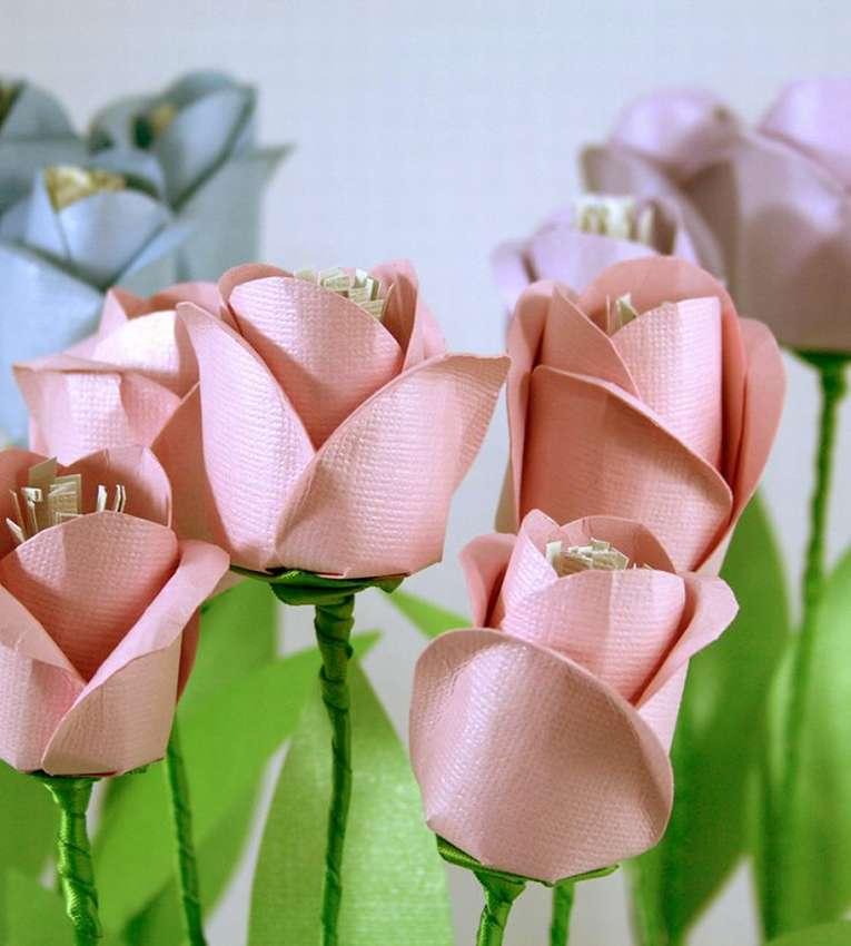 Картинки тюльпаны из бумаги, христианские картинки