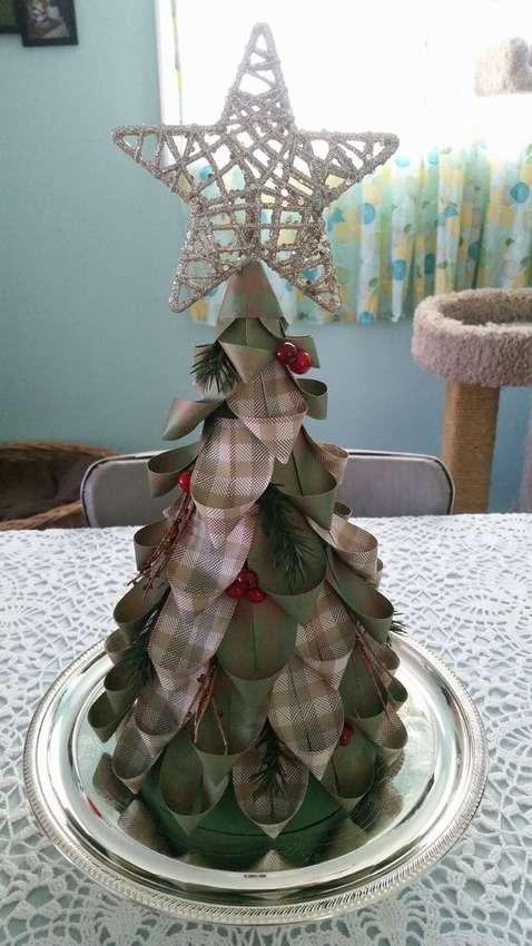 бумажное дерево своими руками