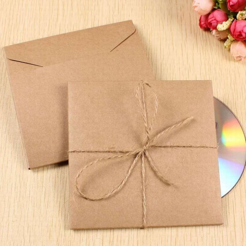 как упаковать открытку для почты полученного образования ему