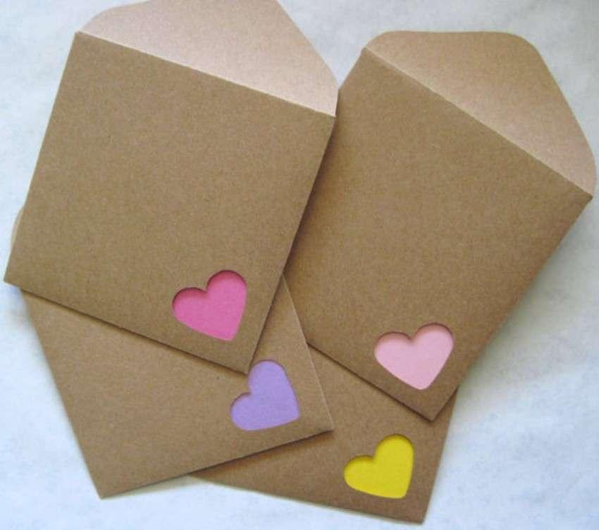 День рождения, конверты красивые своими руками