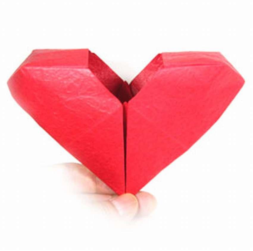 как сделать шкатулку оригами