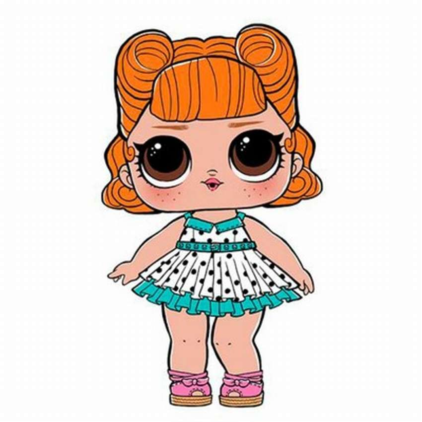 картинки которые нарисованы куклы лол