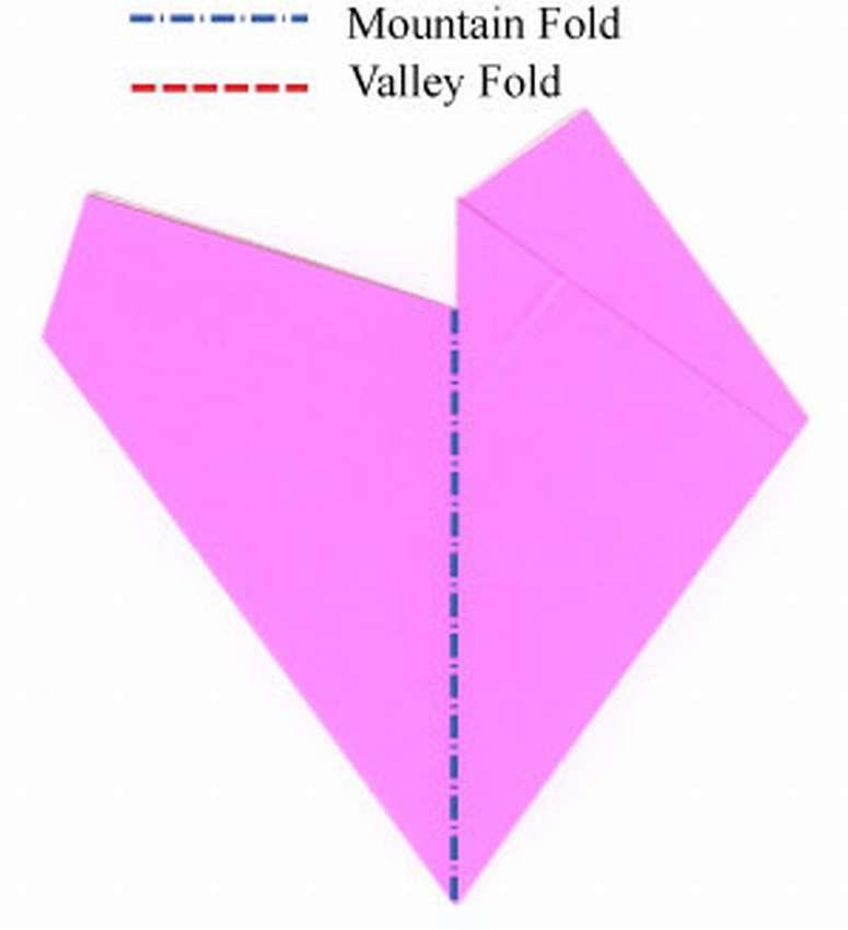 как понять незабудка оригами из цветной бумаги пошагово варианты