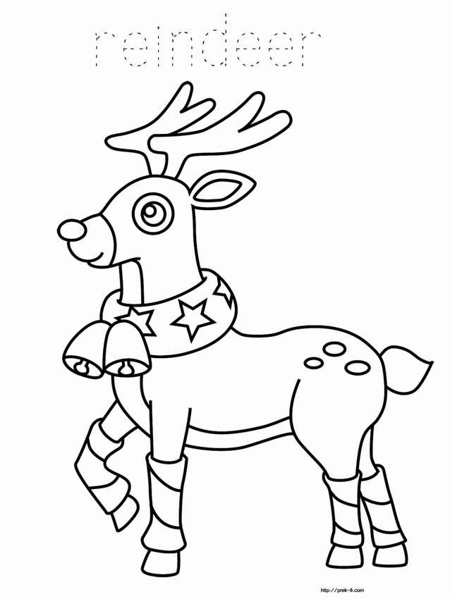 картинка новогодние олени распечатать расстояние первую