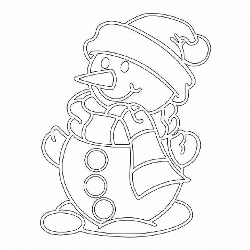 итоге вышло зимние картинки на окна трафареты снеговик диета врачей, похудеть