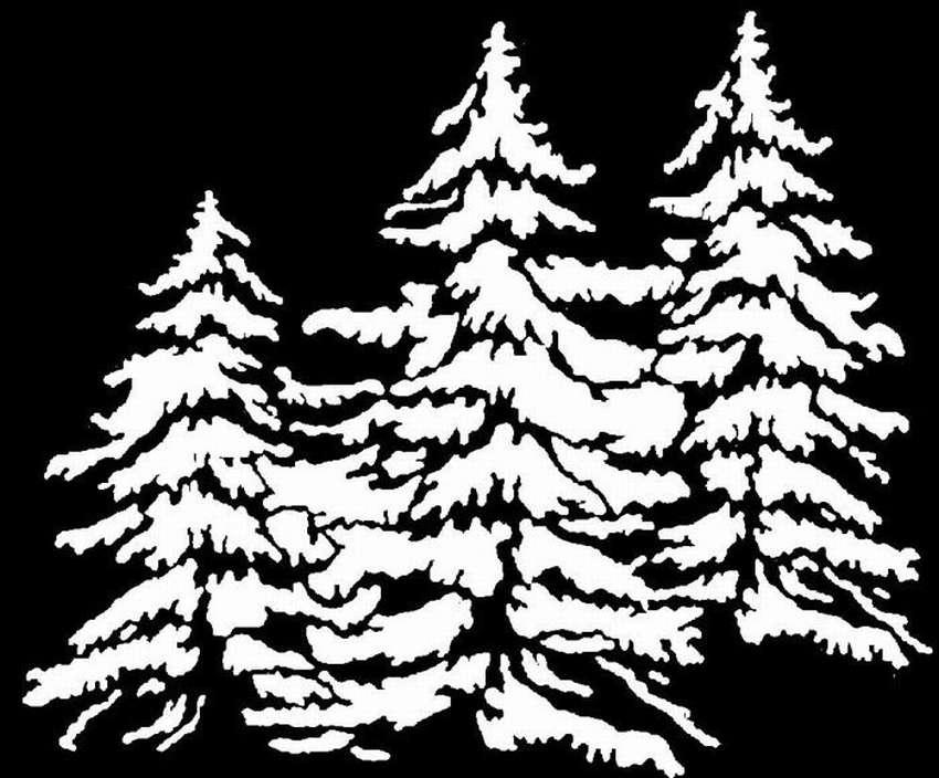 внимание селекционеров картинка лес вырезать сверху варежки