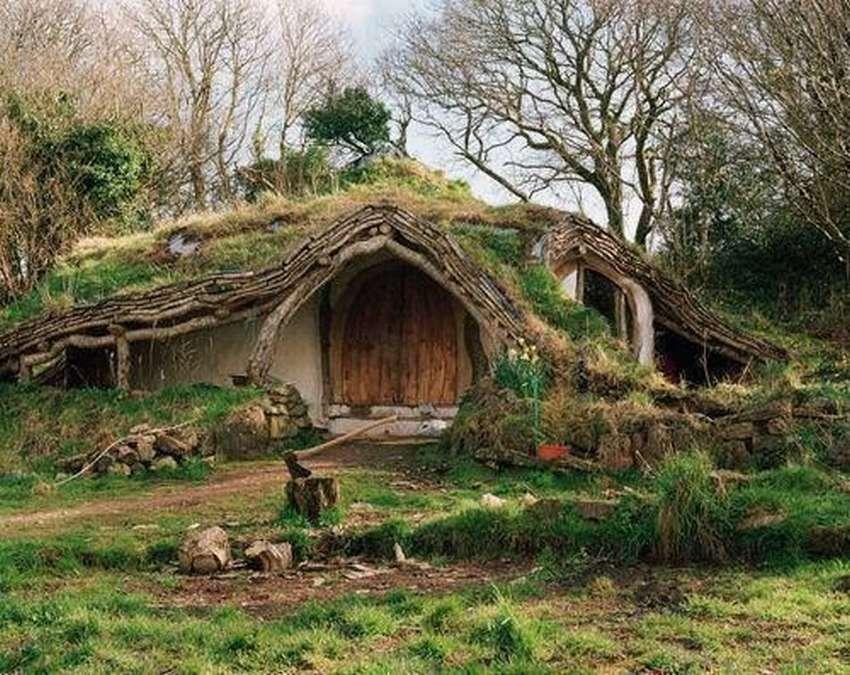 фото домов людей живущих в дикой природе отметили, что