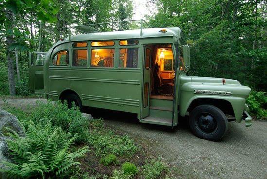автобус дом на колесах