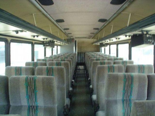 дом из автобуса