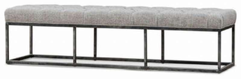 скамейка с мягким сиденьем