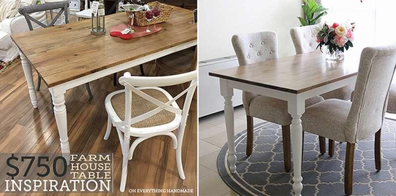 скамейка со столом на кухню