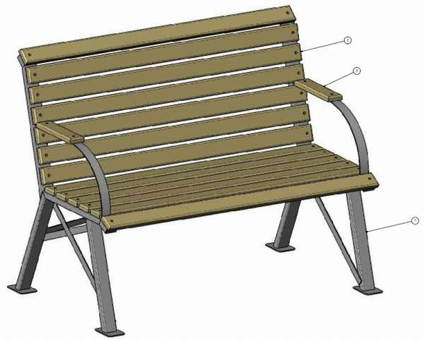 exce02_thumb Лавочка для дачи - 150 фото идей деревьяных и металических дачных лавочек и скамеек