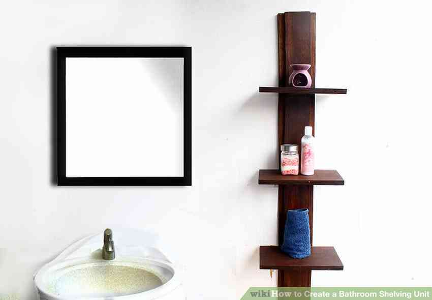 Полка в ванную