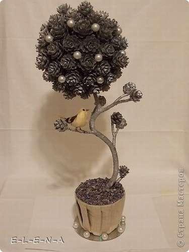 декоративный топинарий