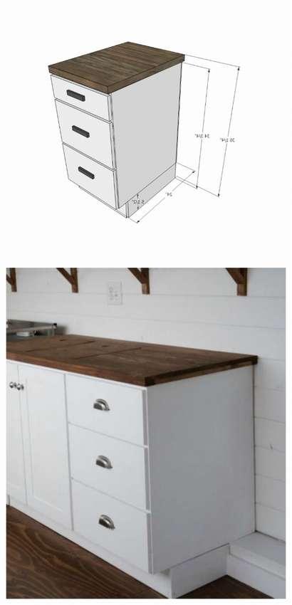 кухонный шкаф для маленькой кухни