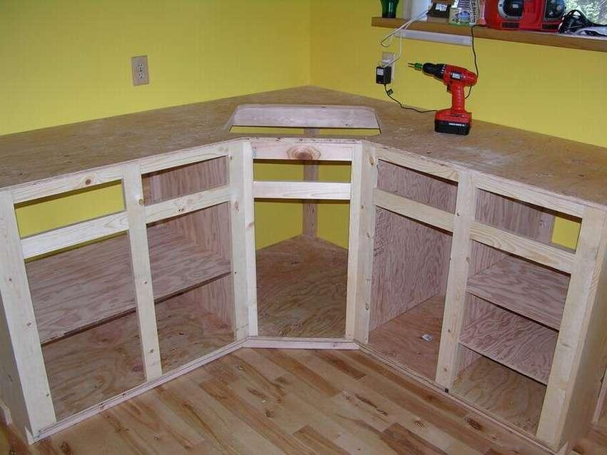 просто иметь кухонная мебель своими руками с нуля фото сами