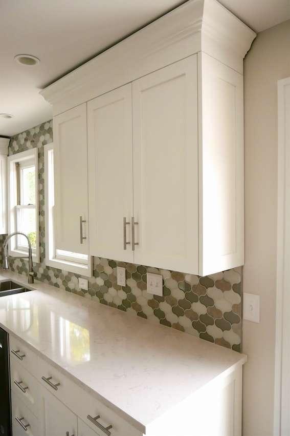 подвесной кухонный шкаф своими руками