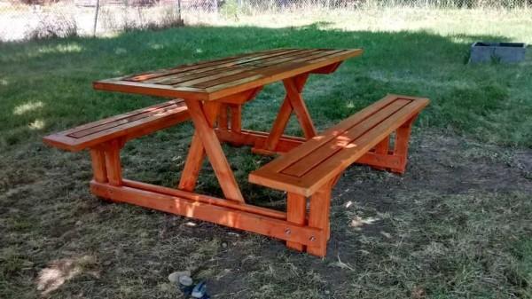 Скамейки, лавочки, столы, кресла. - продам. Цена <span class ... | 337x600