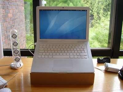 подставки для ноутбука из картона