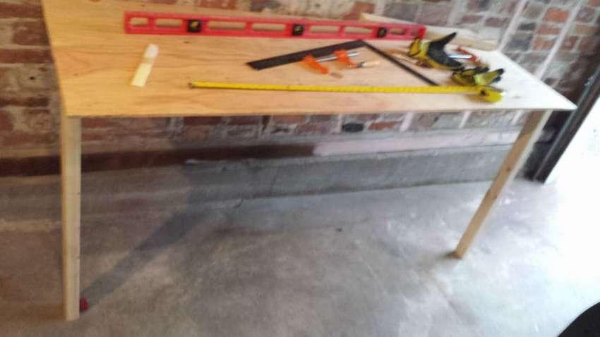 настенный складной стол