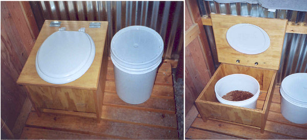 торфяной туалет своими руками