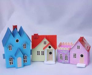 Самодельные макеты из бумаги, фанеры и пенопласта. Модели домов своими руками — необходимый этап в строительстве (фото).