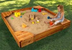 Как организовать работу детей в интерактивной песочнице