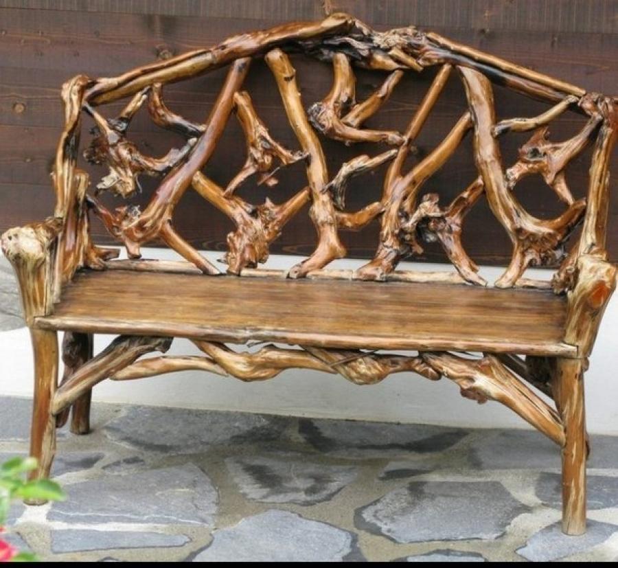 сорта мебель из веток и коряг фото вакансий